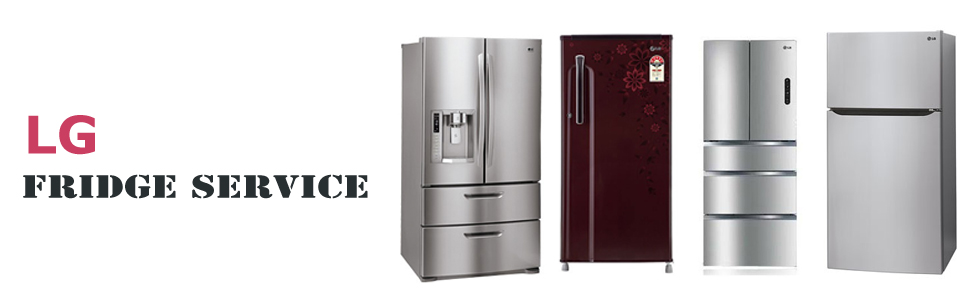 LG Refrigerator banners