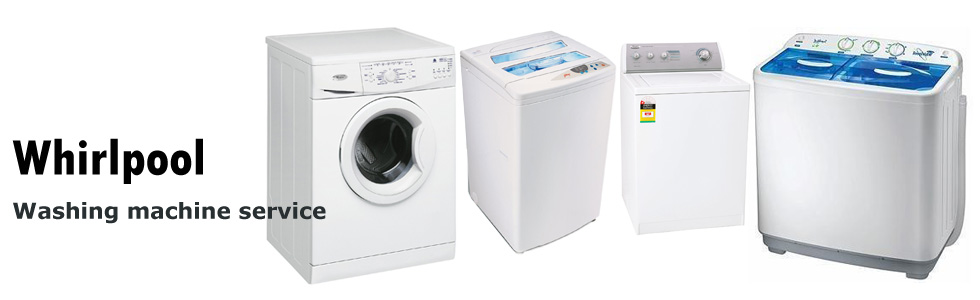 Whirlpool Washing Machine banners